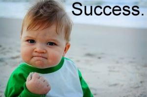 Sukses!